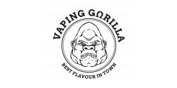Es handelt sich bei dem Label VAPING GORILLA...