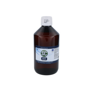 500 ml SC Basis - 50PG/50VG - 0 mg/ml