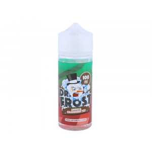 Dr. Frost - Polar Ice Vapes - Apple Cranberry Ice - 100ml...