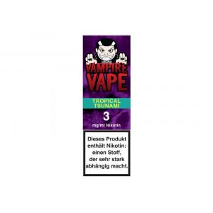 Vampire Vape Liquid - Tropical Tsunami - 0 mg/ml (1er...