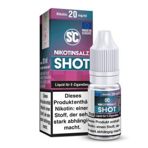 SC - Nikotinsalz Shot - 20 mg/ml (1er Packung)