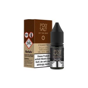 Pod Salt - Cigarette - E-Zigaretten Nikotinsalz Liquid 20...
