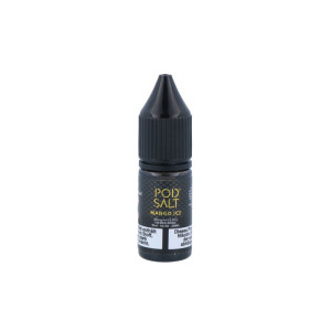 Pod Salt - Mango Ice - E-Zigaretten Nikotinsalz Liquid 20...