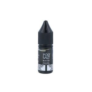 Pod Salt - Blue Ice - E-Zigaretten Nikotinsalz Liquid 20...