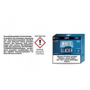 SC Easy 4 Caps White Glacier Fresh 18 mg/ml (2 Stück...