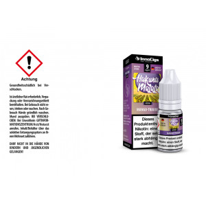 Hakuna Matata Traube Aroma - Liquid für E-Zigaretten...