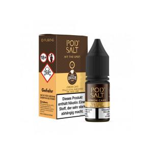 Pod Salt Fusion - Lemon Cake - E-Zigaretten Nikotinsalz...