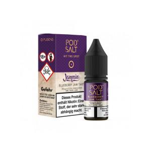 Pod Salt Fusion - Blueberry Jam Tart - E-Zigaretten...