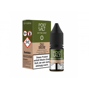 Pod Salt Fusion - Amnesia Mango - E-Zigaretten...