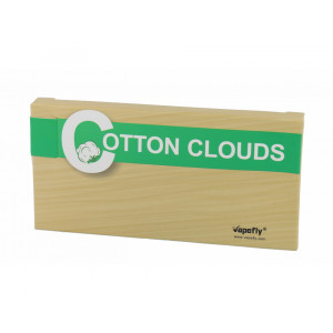 Vapefly Cotton Clouds (1er Packung)