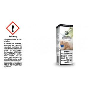 SC Liquid - Taste of America Tabak - 3 mg/ml (10er Packung)