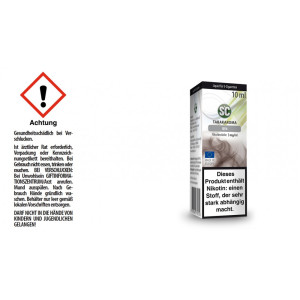 SC Liquid - RY4 Tabak - 3 mg/ml (10er Packung)