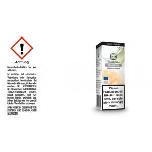 SC Liquid - Delicate Mild Tabak - 6 mg/ml (10er Packung)