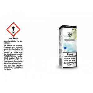 SC Liquid - Menthol - 6 mg/ml (1er Packung)