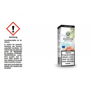 SC Liquid - Menthol-Erdbeere - 12 mg/ml (1er Packung)