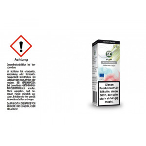 SC Liquid - Menthol - Himbeere - 6 mg/ml (1er Packung)