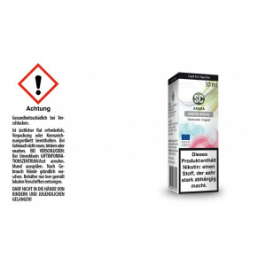 SC Liquid - Menthol - Kirsche - 3 mg/ml (1er Packung)