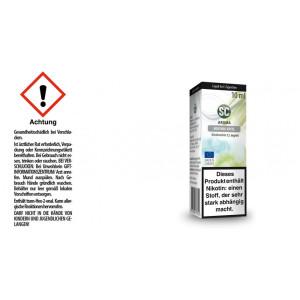 SC Liquid - Menthol - Apfel - 12 mg/ml (10er Packung)