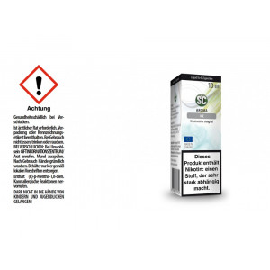 SC Liquid - Ice - 6 mg/ml (1er Packung)