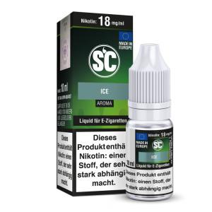 SC Liquid - Ice - 6 mg/ml (10er Packung)