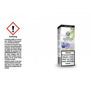 SC Liquid - Blaubeer Käsekuchen - 6 mg/ml (1er Packung)