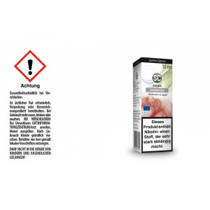 SC Liquid - Sauerkirsche - 12 mg/ml (1er Packung)
