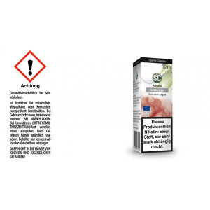 SC Liquid - Sauerkirsche - 6 mg/ml (10er Packung)