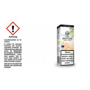 SC Liquid - Pfirsich - 6 mg/ml (1er Packung)