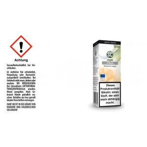 SC Liquid - Pfirsich - 6 mg/ml (10er Packung)