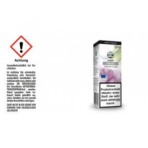 SC Liquid - Maracuja - 12 mg/ml (1er Packung)