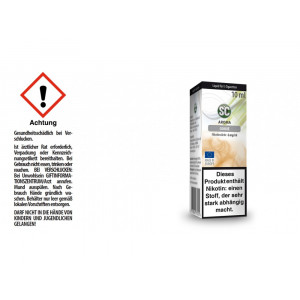 SC Liquid - Cookie - 6 mg/ml (1er Packung)