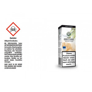 SC Liquid - Cookie - 18 mg/ml (1er Packung)