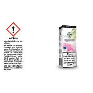 SC Liquid - Himbeere - 3 mg/ml (1er Packung)