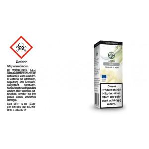 SC Liquid - Vanille - 18 mg/ml (10er Packung)