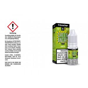 Green Angry Limetten Aroma - Liquid für E-Zigaretten...