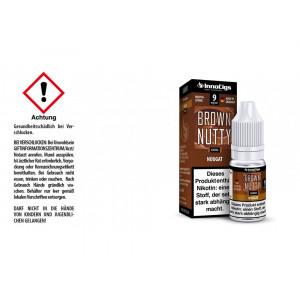 Brown Nutty Nougat Aroma - Liquid für E-Zigaretten -...