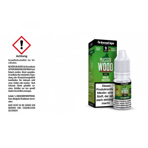Master Wood Waldmeister Aroma - Liquid für...