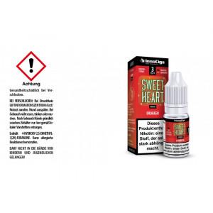 Sweetheart Erdbeer Aroma - Liquid für E-Zigaretten -...