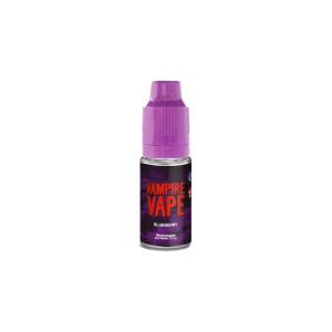 Vampire Vape Liquid - Blueberry - 0 mg/ml (1er Packung)
