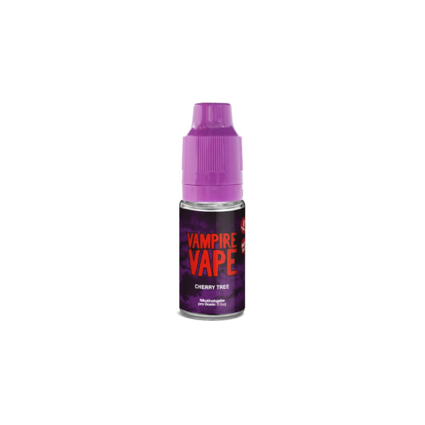 Vampire Vape Liquid - Cherry Tree