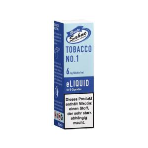 Erste Sahne Liquid - Tobacco No. 1 - 6 mg/ml (1er Packung)