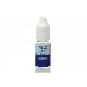 Erste Sahne Liquid - Tobacco No. 4 - 12 mg/ml (1er Packung)